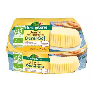 Beurre de Baratte demi-sel