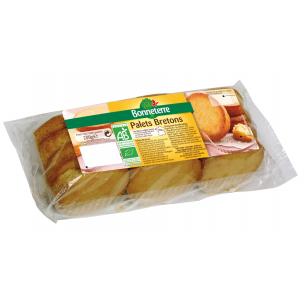 Palets Bretons (pur beurre)