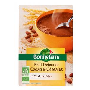 Petit Déjeuner Cacao et Céréales