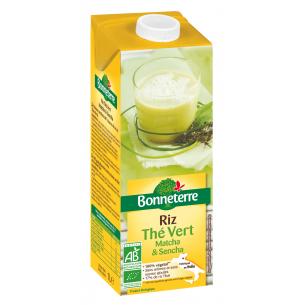 Riz Thé Vert
