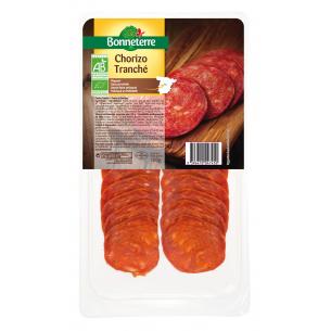 Chorizo en tranches