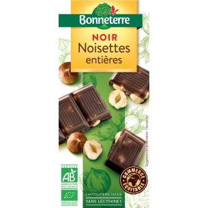 Noir Noisettes entières 100g / 200g