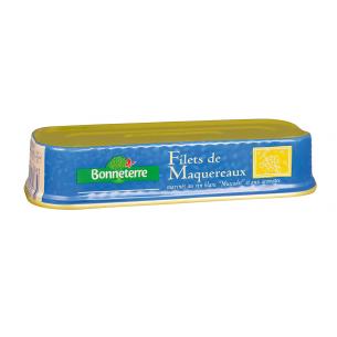 Filets de Maquereaux au Muscadet
