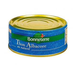 Thon Albacore au naturel (112g)