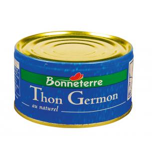 Thon Germon au naturel (139g / 200g)