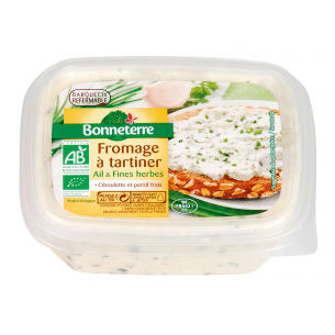 Fromage à tartiner Ail & Fines Herbes