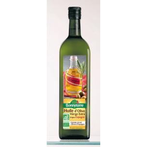Huile d'olive extra vierge Origine Espagne 1L