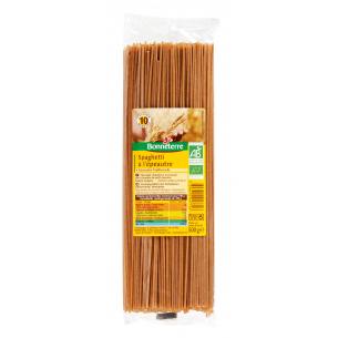 Spaghetti à l'épeautre
