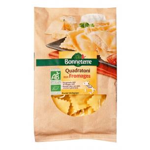 Quadratoni aux fromages