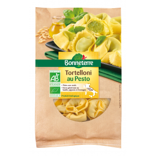 Tortelloni au Pesto